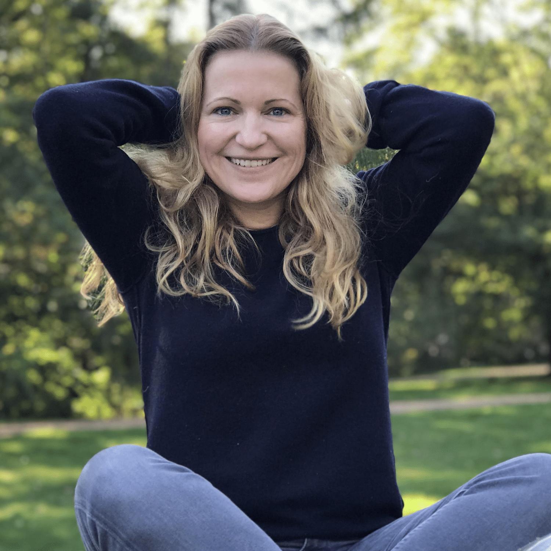 Sabine Rode im Park - GreenPosh